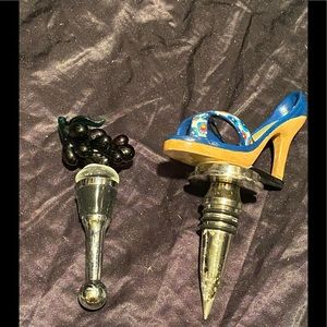 2  Wine Stoppers